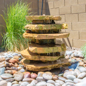 Fountains add Sound and Beauty to your Home