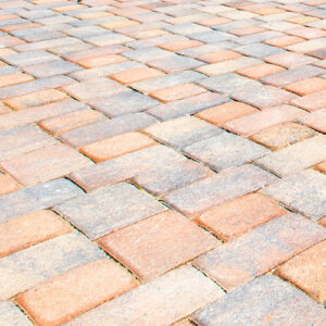 Pavers define your space, porches and walkways.