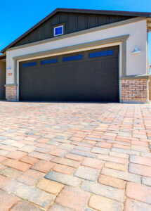 We install lots of Driveway Pavers