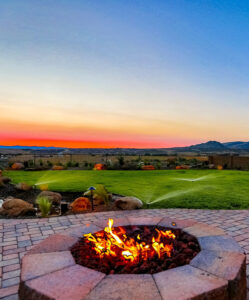 Our clients love their Firepits